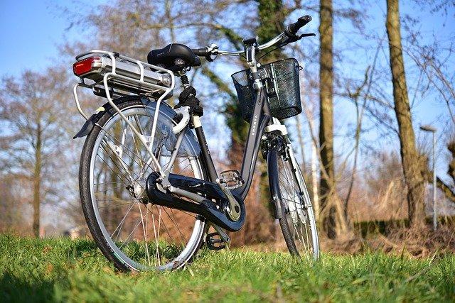 Een sportieve E-Bike